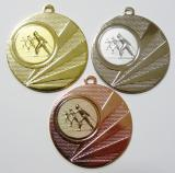 Běžky medaile D112H-A46