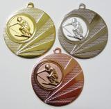 Sjezd medaile D112H-A54