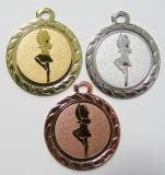 Mažoretky medaile DI3206-45
