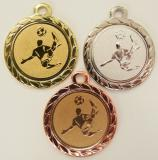 Nohejbal medaile DI3206-183