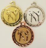 Karate medaile DI3206-A14