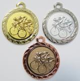 Cyklisti medaile DI3206-A16