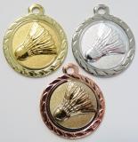Badminton medaile DI3206-A42