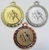Běžky medaile DI3206-A46