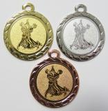 Tanec medaile DI3206-N30