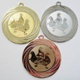 Holubi medaile DI7001-175