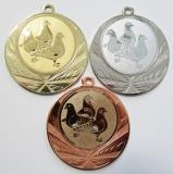 Holubi medaile D114-175