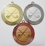 Golfové medaile DI7001-110