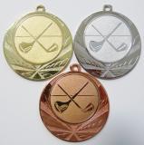 Golf medaile D114-110