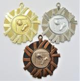 Fotbal medaile DZ5001-A61
