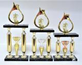 Fotbal trofeje 62-P004