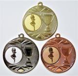 Mažoretky medaile DI5003-45