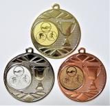 Triatlon medaile DI5003-74