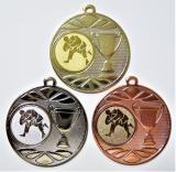 Judo medaile DI5003-77