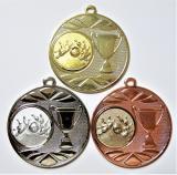 Bowling medaile DI5003-A3