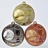 Badminton medaile DI5003-A42