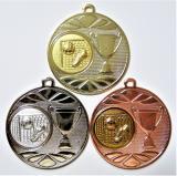 Fotbal medaile DI5003-A61