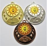 Sluníčko medaile D43-L12