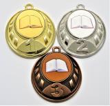 Čtenář medaile D43-L116