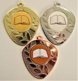 Čtenář medaile D107-L116