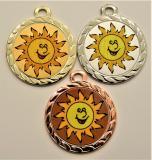 Sluníčko medaile DI3206-L12