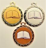 Čtenář medaile DI3206-L116