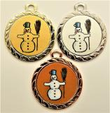 Sněhulák medaile DI3206-L117