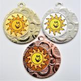 Sluníčko medaile DI4002-L12