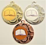 Čtenář medaile DI4002-L116