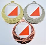 Orientační běh medaile D114-L112