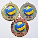 Volejbal medaile DI7001-L205