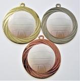 Volejbal medaile DI7001-L206