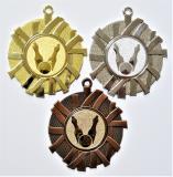 Kuželky medaile DZ5001-42