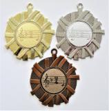 Hudba medaile DZ5001-47