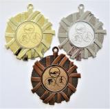 Triatlon medaile DZ5001-74