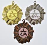 Sportovní gymnastika medaile ženy DZ5001-151