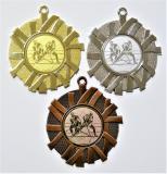 Florbal medaile DZ5001-165