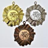 Cyklisti medaile DZ5001-A16