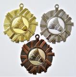 Badminton medaile DZ5001-A42