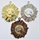 Olympijský oheň medaile DZ5001-A56