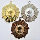 Americký fotbal medaile DZ5001-A60