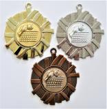 Volejbal medaile DZ5001-A64