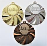 Hudba medaile D84-47