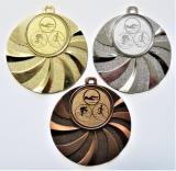 Triatlon medaile D84-74