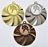 Judo medaile D84-77