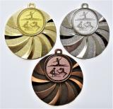 Sportovní gymnastika medaile ženy D84-151