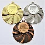 Pozemní hokej medaile D84-167