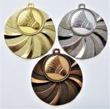 Badminton medaile D84-A42
