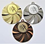 Běžky medaile D84-A46