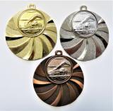 Plavání medaile D84-A47